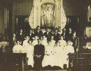 Confirmation 1910