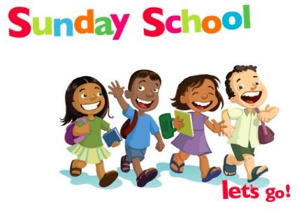 Sunday School Packet Pickup